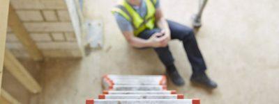 hurt employee representing workers comp insurance